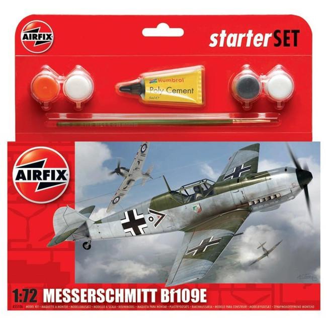 Starter Set: Messerschmitt Bf109E-3