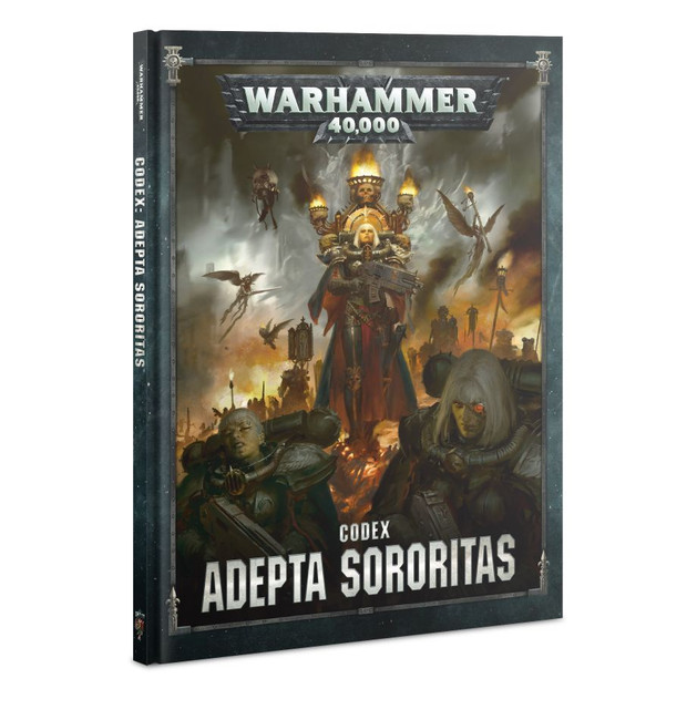 52-01 Codex: Adepta Sororitas HB