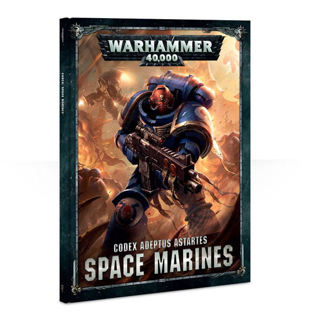 48-01 Codex - Space Marines 2017