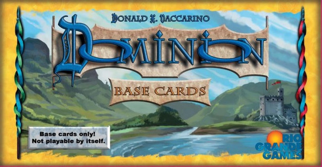Dominion Base Cards