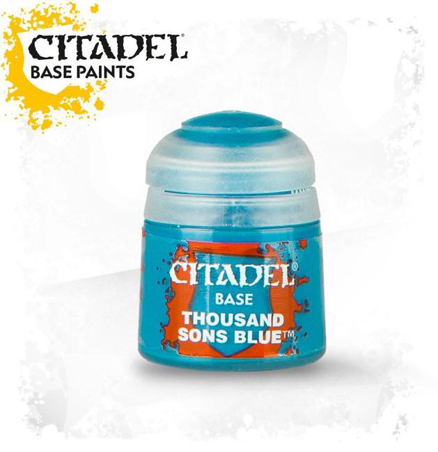 21-36 Citadel Base: Thousand Sons Blue