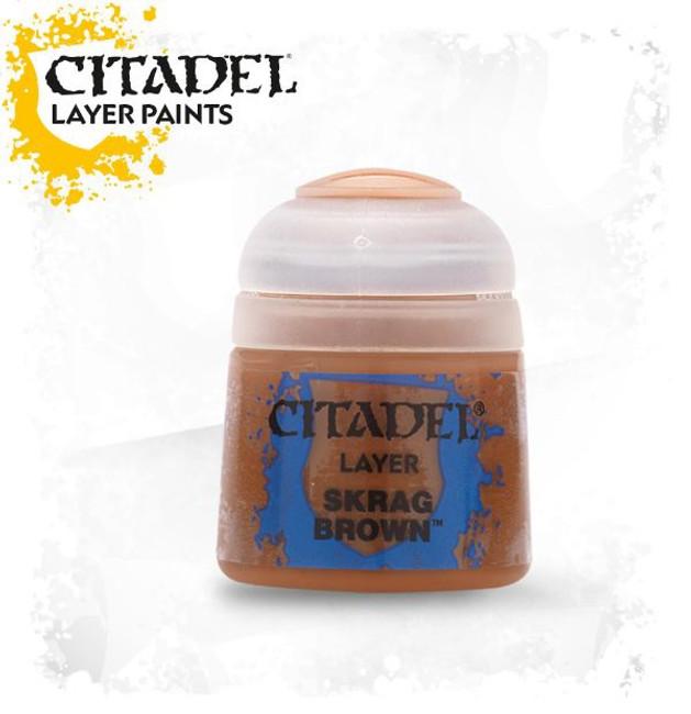 22-40 Citadel Layer: Skrag Brown