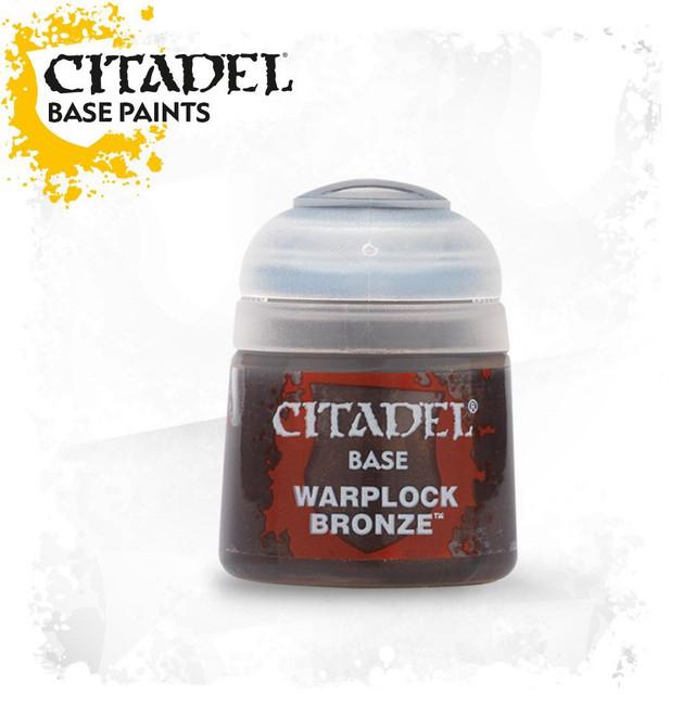 21-31 Citadel Base: Warplock Bronze