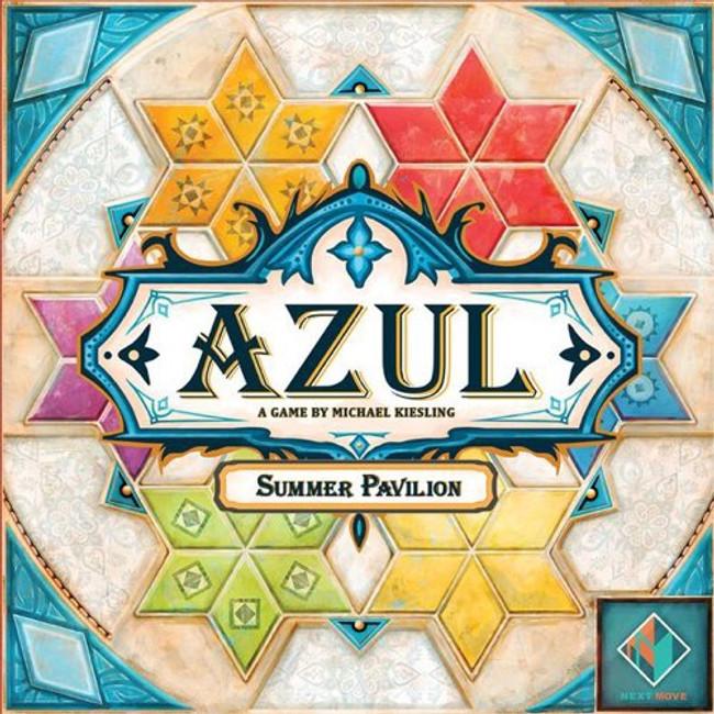 Azul: Summer Pavilon