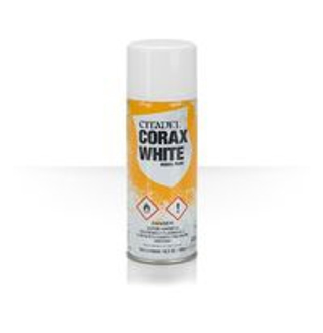 62-01 Corax White Spray