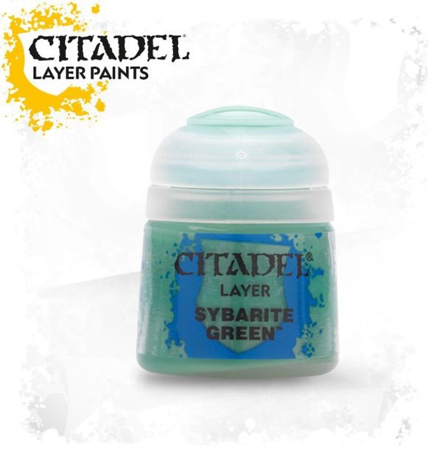 22-22 Citadel Layer: Sybarite Green