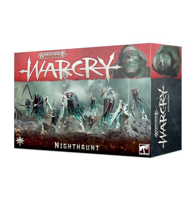 111-35 AOS Warcry: Nighthaunt