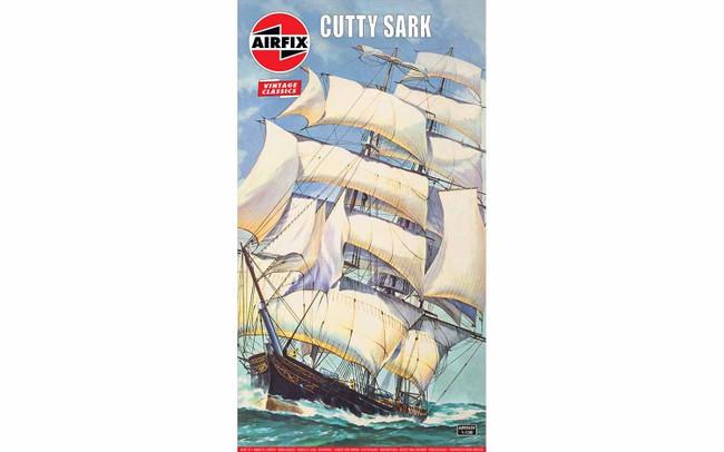 Cutty Sark 1869 1:130 Scale Model Kit