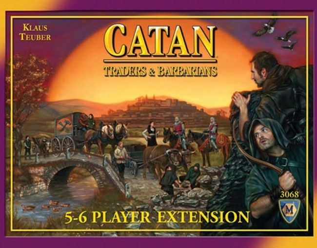 Catan: Traders & Barbarians 5-6 Extension 4th Ed