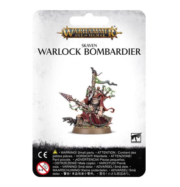 90-25 Skaven: Warlock Bombardier