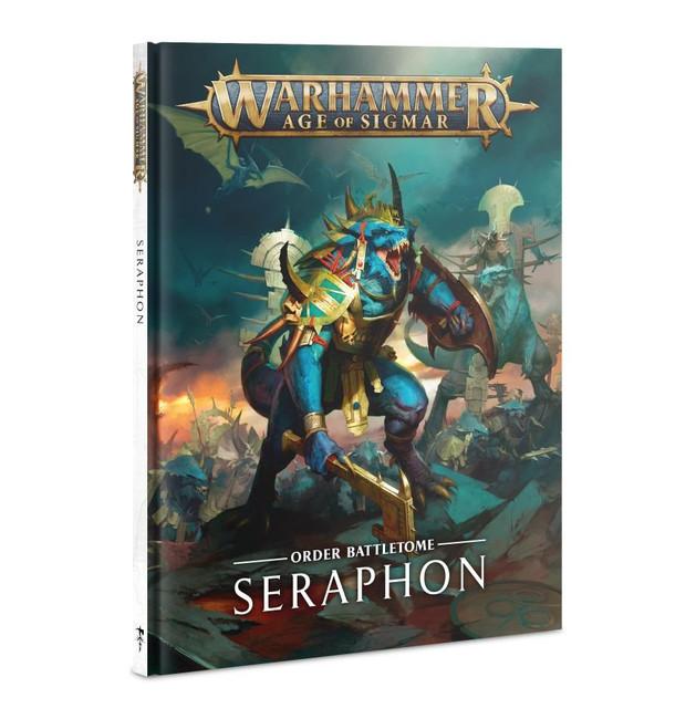 88-01 Battletome: Seraphon