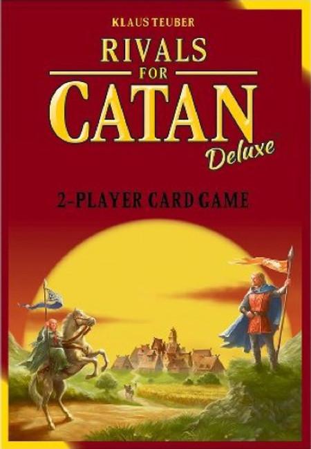 Rivals of Catan Delux