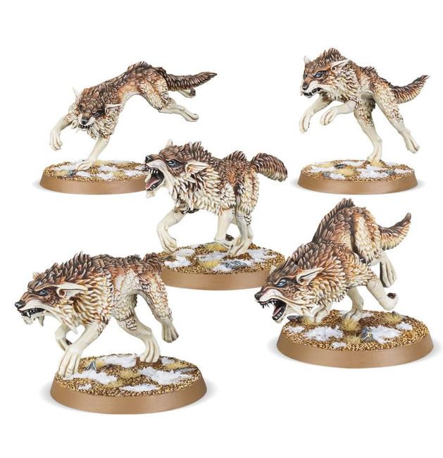 53-10 Space Wolves Fenrisian Wolves 2020