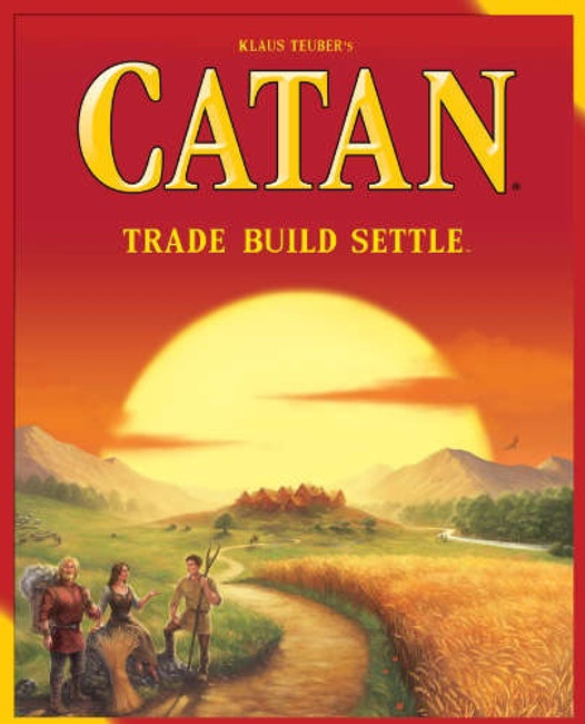 Settlers of Catan Core 5th Edition