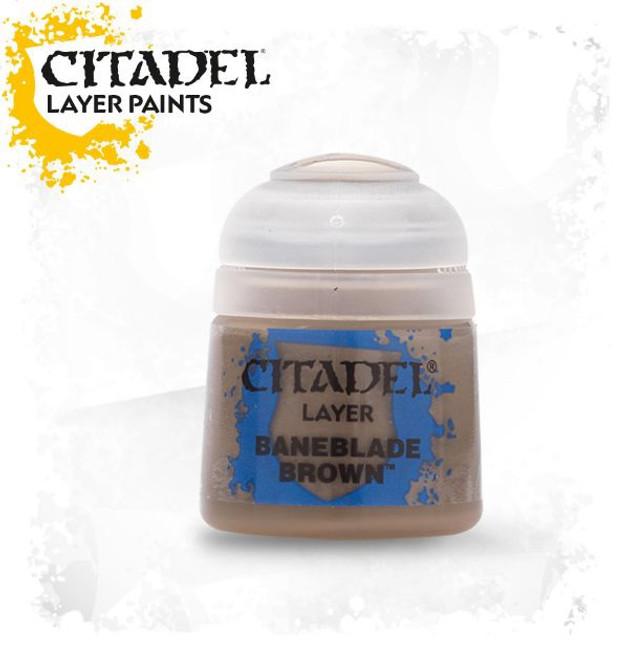 22-48 Citadel Layer: Baneblade Brown