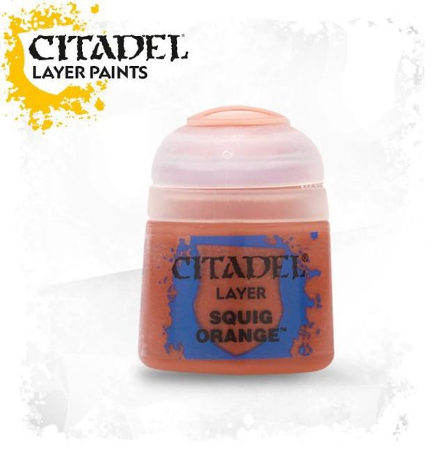 22-08 Citadel Layer: Squig Orange