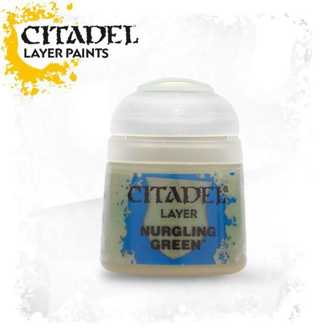 22-29 Citadel Layer: Nurgling Green