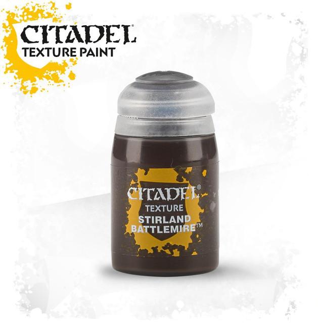 26-07 Citadel Texture: Stirland Battlemire(24ml)