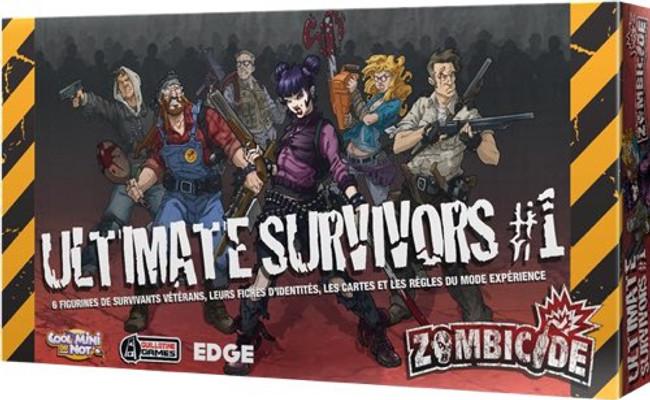 Zombicide: Ultimate Survivors