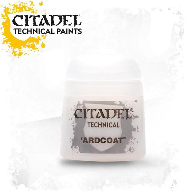 27-03 Citadel Technical: 'Ardcoat
