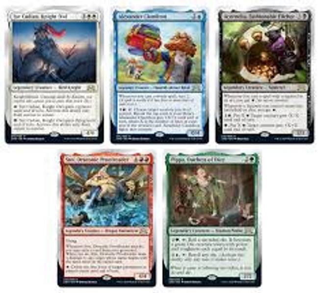 Unsanctioned - 30 Card deck