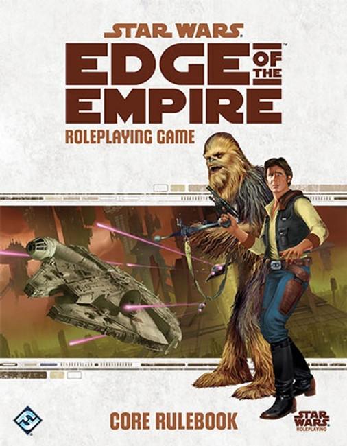 Star Wars Edge of the Empire Core Rulebook