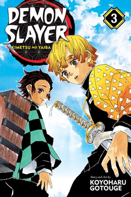 Demon Slayer Vol 3