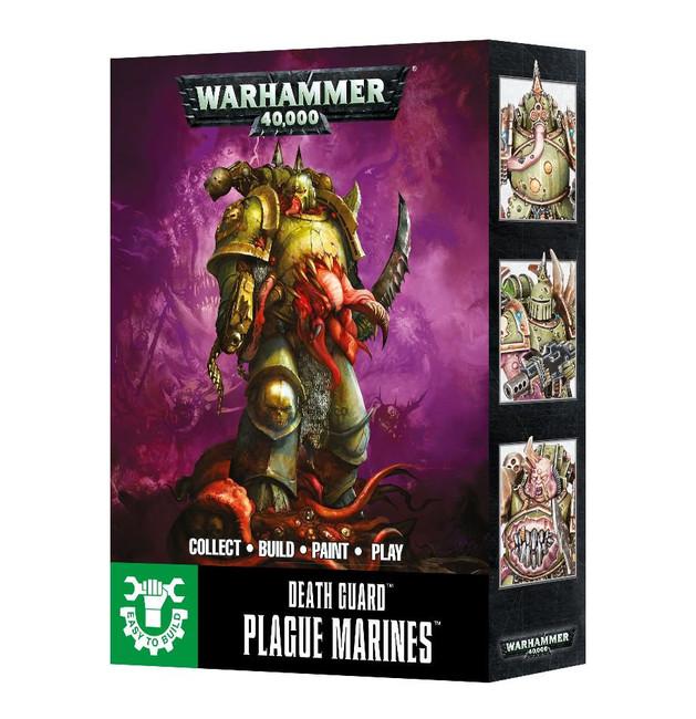 43-30 Easy to Build: Death Guard Plague Marines