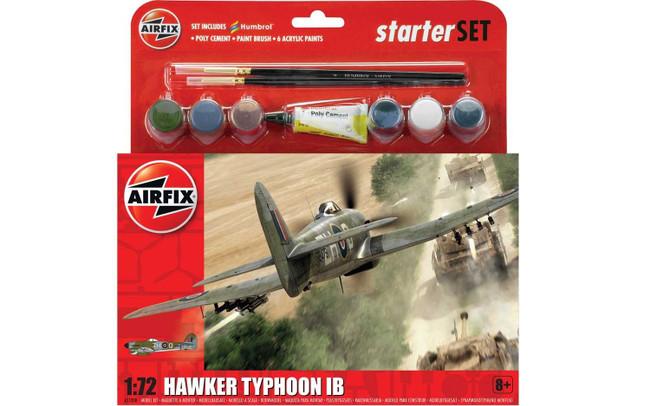 Starter Set: Hawker typhoon IB