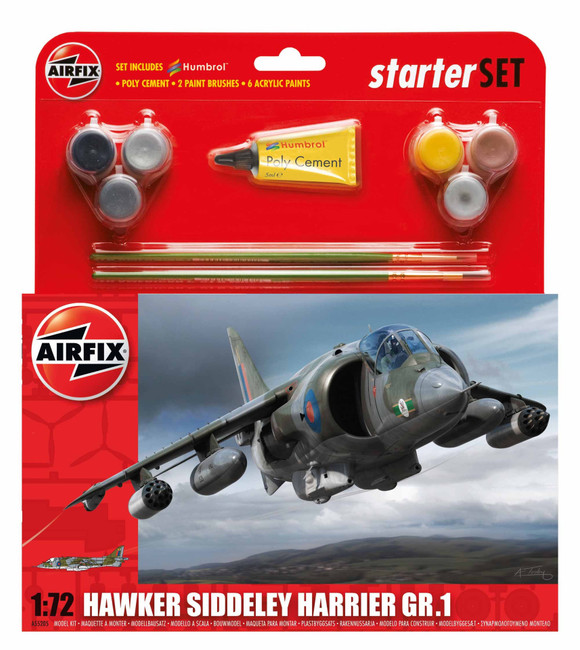 Starter Set: Harrier GR.1