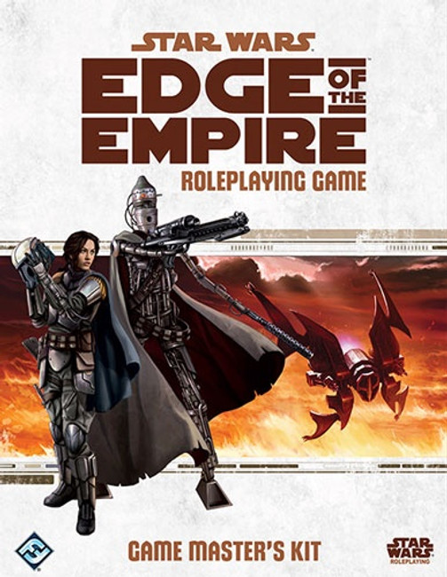 Star Wars: Edge of the Empire GM Kit