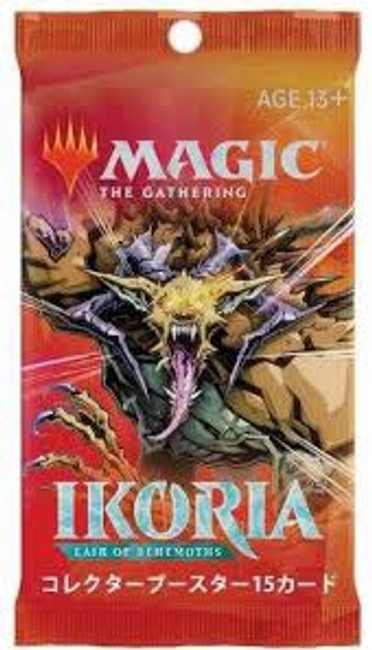 Ikoria: Lair of the Behemoths Collector Booster (Japanese)