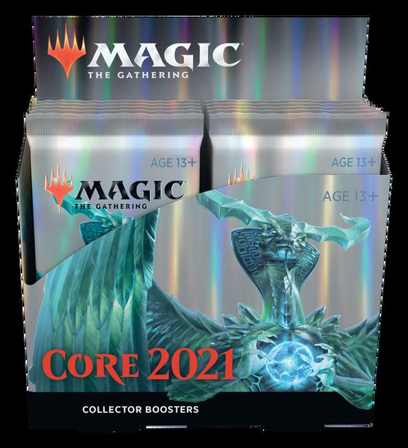 2021 Core Set Collectors Booster Box