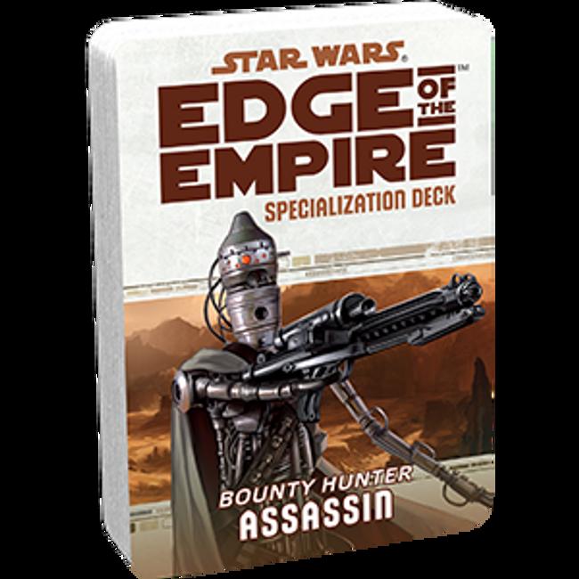 Star Wars Signature Abilities Deck: Assassin