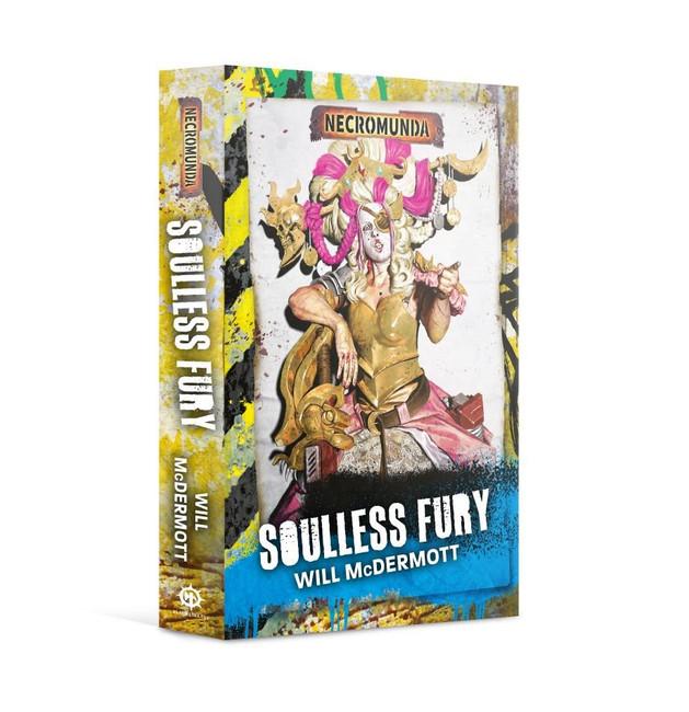 BL2827 Necromunda: Soulless Fury PB