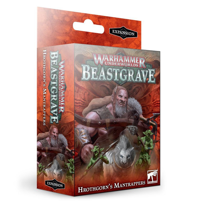 110-82 WH UnderWorlds: Hrothgorn's Mantrappers