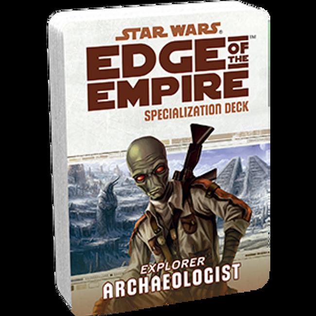 Star Wars Signature Abilities Deck: Archaeologist