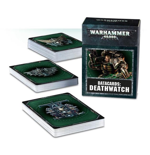 39-02 Datacards: Deathwatch