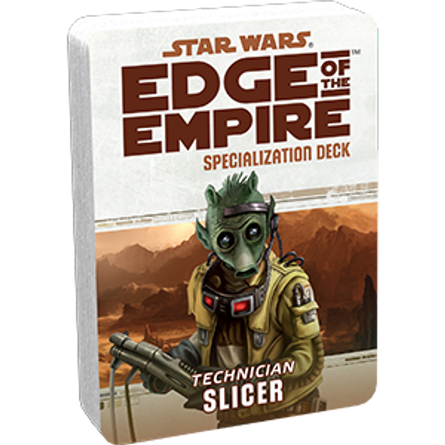 Star Wars Signature Abilities Deck: Slicer