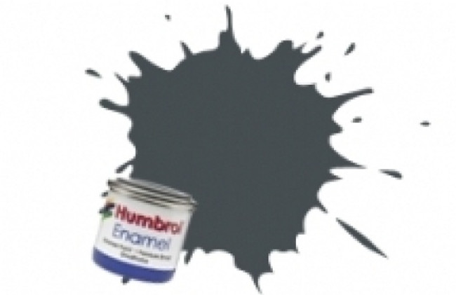 Dark Grey Matt 14ml