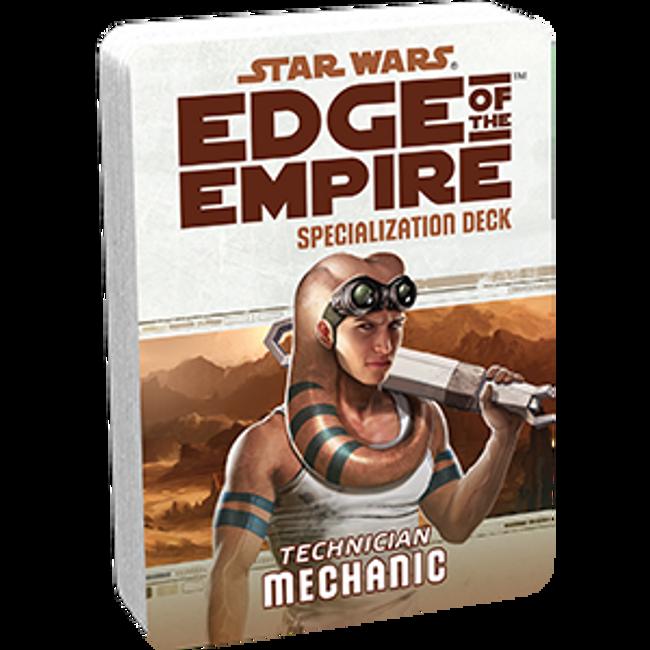 Star Wars Signature Abilities Deck: Mechanic