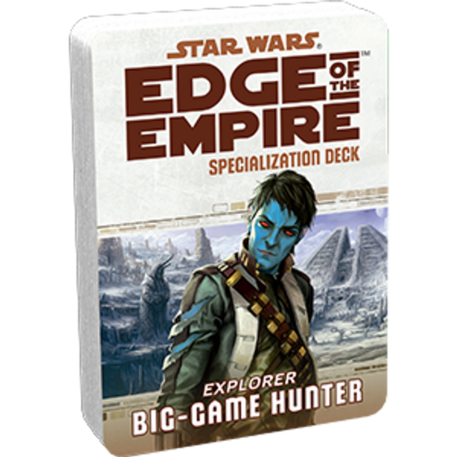 Star Wars Signature Abilities Deck: Big Game Hunter