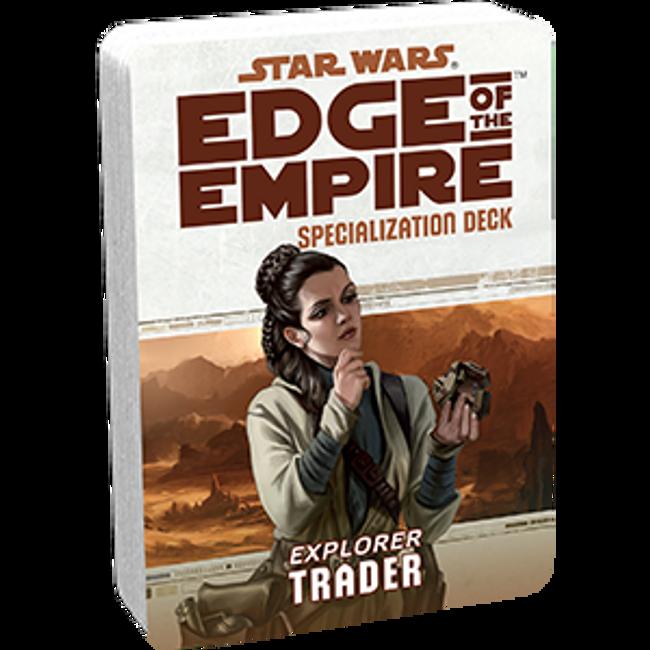 Star Wars Signature Abilities Deck: Trader
