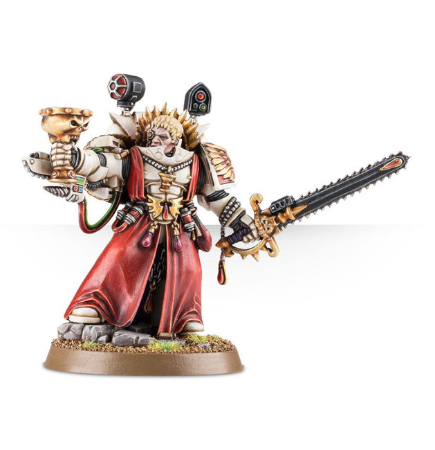 41-14 Blood Angels Sanguinary Priest