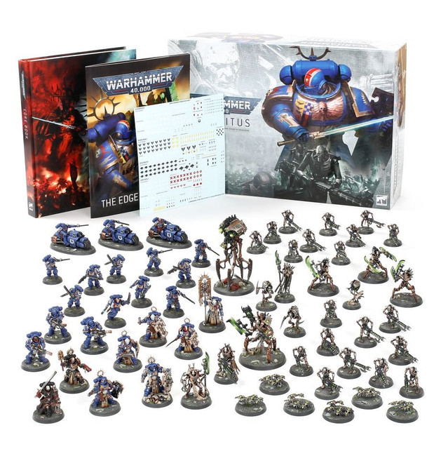 40-01 WH 40K: Indomitus Core Game PRE ORDER