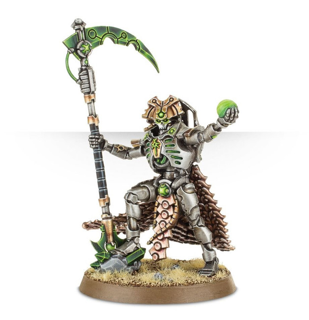 49-20 Necron Overlord
