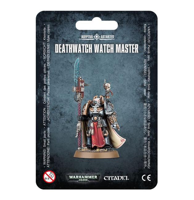 39-14 Deathwatch Watch Master