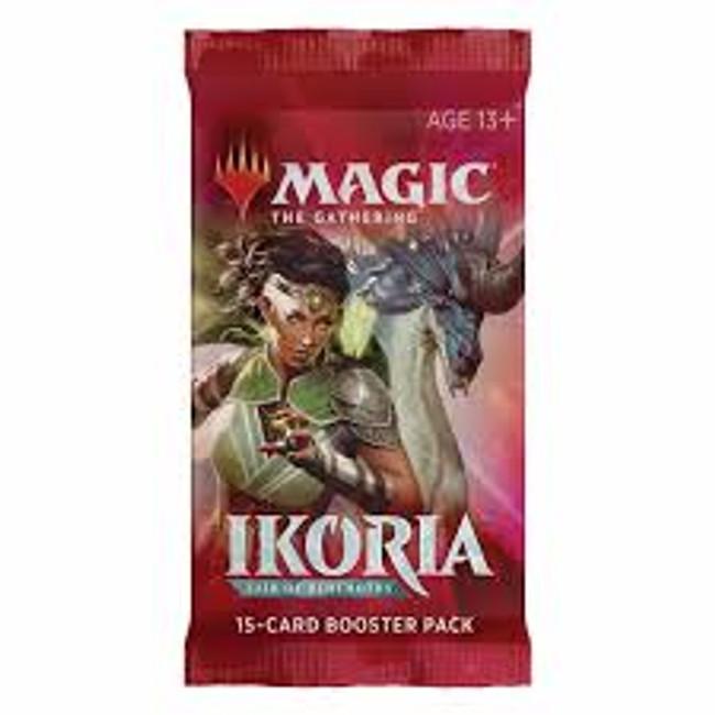 Ikoria: Lair of the Behemoths Draft Booster