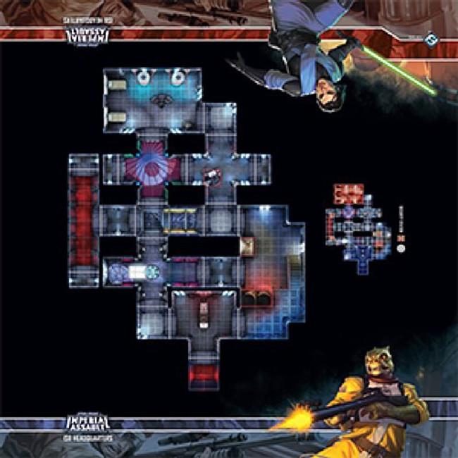 Imperial Assault: ISB Headquarters
