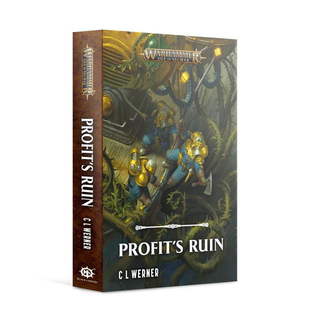 BL2840 Profit's Run PB